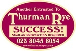 Thurman Rye Estate Agents, Netley Abbey logo