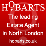Hobarts Estate & Lettings Agents, Alexandra Park London N22 logo