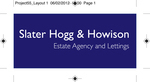 Slater Hogg & Howison (Lettings), West End Glasgow logo