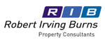 Robert Irving Burns, London logo