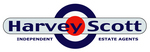 Harvey Scott Estate & Letting Agents, Stockport logo