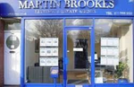 Martin Brookes Estate Agents, Edmonton logo
