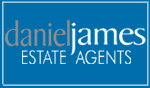 Daniel James Estate Agents, Harrold logo
