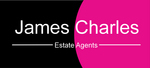 James Charles Estate Agents, Birmingham logo