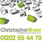 Christopher Shaw, Bournemouth logo