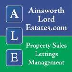 Ainsworth Lord Estates Ltd, Darwen logo