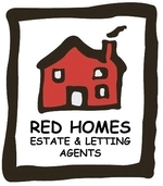 Red Homes, Honiton and Feniton logo