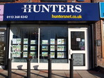 Hunters North Leeds logo