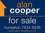 Alan Cooper Estates, Nuneaton logo