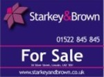 Starkey & Brown, Lincoln logo