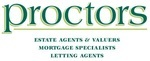 Proctors Estate Agents, Blackburn logo