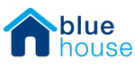 Blue House Estate Agents, Oakley logo