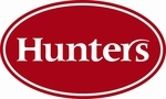 Hunters Estate Agents, Knowle logo