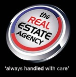 The Real Estate Agency, Stubbington logo