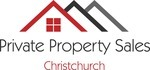 Private Property Sales, Christchurch logo