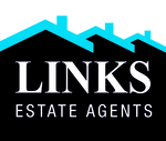 Links Estate Agents, Exmouth logo