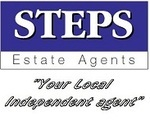 Steps Estate Agents, Dagenham logo