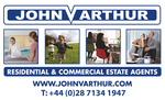John V Arthur Estate Agents logo