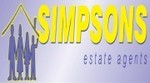 Simpsons Estate Agents, Bournemouth logo