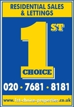 1st Choice Properties Ltd, Uxbridge logo