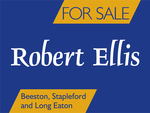 Robert Ellis, Beeston logo
