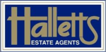 Halletts- Newbury Office, NEWBURY logo