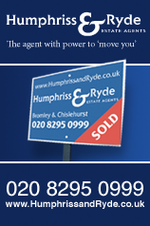 Humphriss & Ryde Estate Agents, Bickley, Bromley, & Chislehurst logo