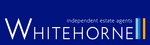 Whitehorne Estate Agents, Sheffield logo