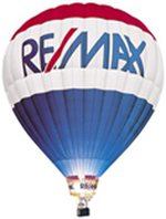 RE/MAX CLYDESDALE logo