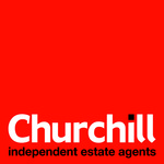 Churchill Estate Agents, Acton logo