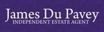 James Du Pavey - Stone logo