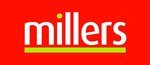 Millers, Epping logo