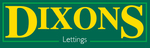 Dixons Lettings, Selly Oak logo