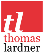 Thomas Lardner, Stockport logo