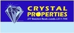 Crystal Properties, Beeston, Leeds logo