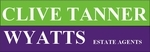 Clive Tanner Wyatts Estate Agents,, Birmingham logo