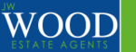 JW Wood Estate Agents, Bishop Auckland logo