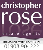 Christopher Rose Estate Agents logo