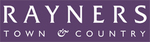 Rayners Town & Country logo