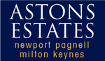 Astons Estates, Newport Pagnell logo