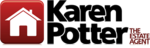Karen Potter The Estate Agent, Southport logo