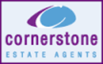 Cornerstone Estate Agents, Denby Dale logo