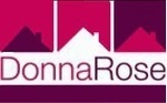 Donna Rose Estate Agents, Hucknall logo