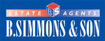 B Simmons Son Ltd, Slough logo