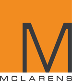 McLarens Independent Sales and Letting Agents, Dorking logo