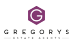 Gregorys Estate Agents logo