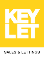 Keylet (Lettings), Cathays logo