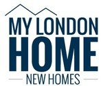 My London Home, New Homes logo