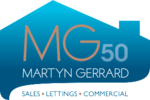 Martyn Gerrard, Finchley Land & New Homes logo