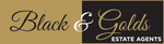 Black and Golds Estate Agents, Solihull logo